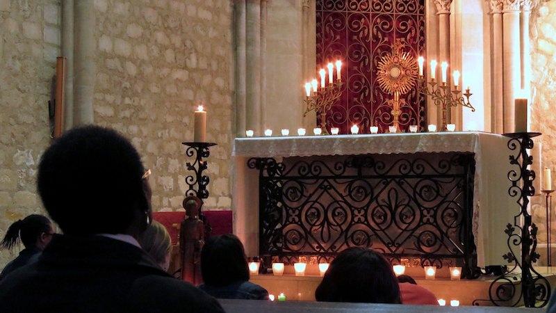 adoration soiree st Joseph
